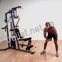 Фитнес станция Body-Solid G3S Selectorized Home Gym