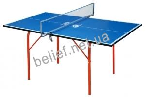 Теннисный стол GSI Sport Junior Blue/Junior Green