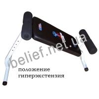 Скамья для пресса комбинированная Inter Atletika ST-004
