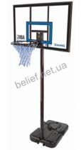 "Баскетбольная стойка Spalding NBA Gold Highlight 42"" Rectangle Acrylic"