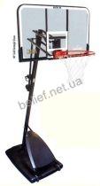"""Баскетбольная стойка Spalding Gold 48"""" Rectangle Acrylic"""
