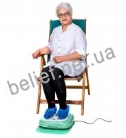 Роликовый массажер для ног Zoryana LM-809A