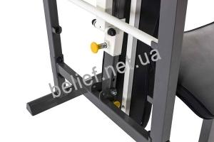 Силовая скамья Tunturi Pure Compact Bench