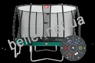 Комплект Батут Berg Батут Favorit 430 Tattoo + сетка Safety Net Deluxe
