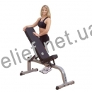 Регулируемая скамья Body-Solid Heavy Duty Flat Incline Bench GFI21