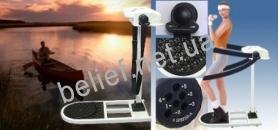 Вибромассажер Fitness Vibrolux с твистером DS-166T