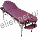 Стол складной алюминиевый Life Gear 55700 Blanche