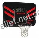"Щит баскетбольный Spalding NBA Highlight 44"" 80798CN"