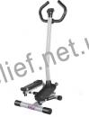 Мини степпер твистер со стойкой HouseFit S9010D