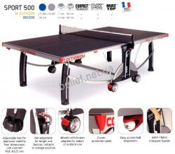 Теннисный стол Cornilleau Sport 500M Outdoor 4