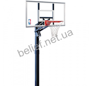 "Стойка для баскетбола Spalding 54"" Acrylic in-ground"