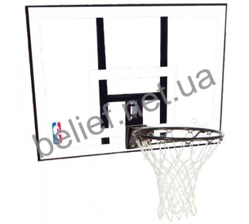 """Баскетбольный щит Spalding NBA Combo 44"""" Acrylic"""