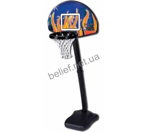 "Баскетбольная стойка Spalding NBA Junior Series 24"" Fan 5H591SCN"