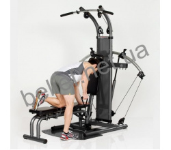 Фитнес станция Finnlo Bio Force Extreme со скамьей Power Bench 3841 3