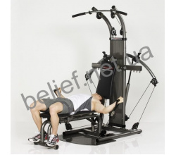 Фитнес станция Finnlo Bio Force Extreme со скамьей Power Bench 3841 2