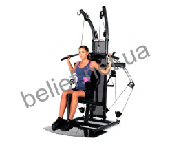 Фитнес станция Finnlo Bio Force Extreme со скамьей Power Bench 3841 13