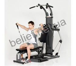 Фитнес станция Finnlo Bio Force Extreme со скамьей Power Bench 3841 5