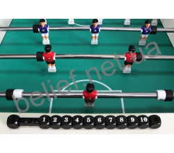 Раскладной настольный футбол Kidigo Comfort 6