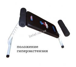Скамья для пресса комбинированная Inter Atletika ST-004 2