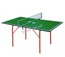 Теннисный стол GSI Sport Junior Blue/Junior Green 1