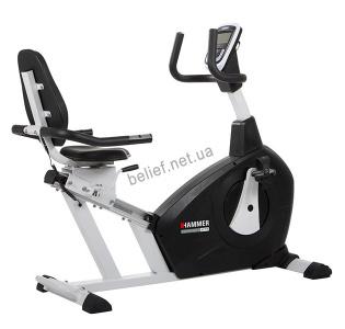 Горизонтальный велотренажер Hammer Comfort XTR 4853