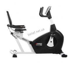 Горизонтальный велотренажер Hammer Comfort XTR 4853 5