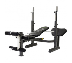Силовая скамья Tunturi Pure Weight Bench 1