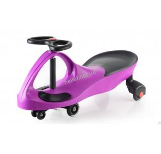 Машинка Kidigo Smart Car PU (фиолетовая полиуретановые колеса)