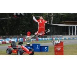 Веломобиль Berg Ferrari F1 3