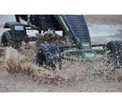 Веломобиль Berg Jeep Junior 5