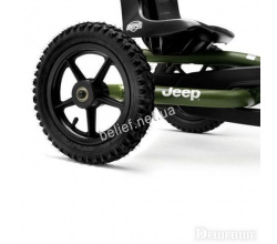 Веломобиль Berg Jeep Wrangler Prof AF 5