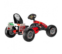 Веломобиль Berg Ferrari F150 Italia pedal go-kart (F1) BFR 1