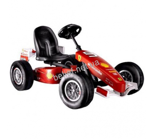Веломобиль Berg Ferrari F150 Italia pedal go-kart (F1) BFR