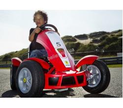 Веломобиль Berg Ferrari FXX Racer (AF) 2