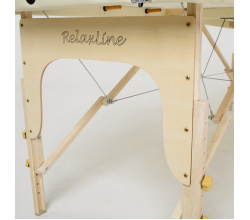 Массажный стол RelaxLine Cleopatra 50114 FMA206L-1.2.3 S 8