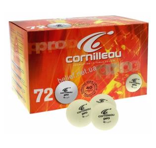 Кульки для настільного тенісу Cornilleau PRO X72