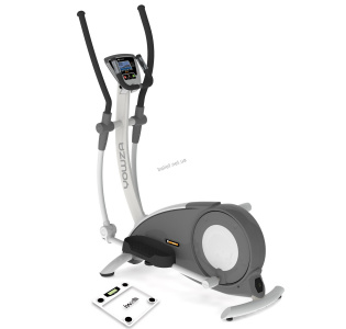 Эллиптический тренажер Yowza Fitness Roma IT106 +IWM
