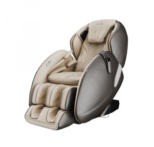 Массажное кресло Casada AlphaSonic II коричневое