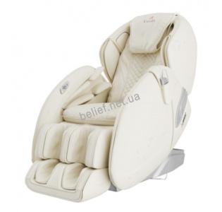 Массажное кресло Casada AlphaSonic II Премиально белое