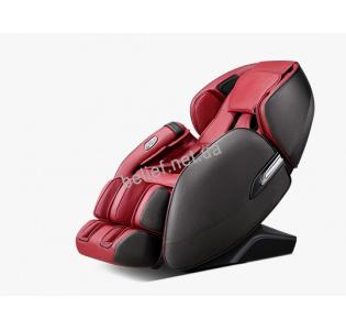 Массажное кресло Casada AlphaSonic II (grey-red) Limited Edition2018