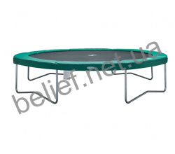 Комплект Батут Berg Champion Green 330 + сетка Berg Comfort 1