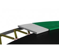 Комплект Батут Berg Champion Green 330 + сетка Berg Comfort 3