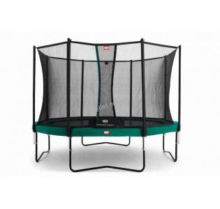 Комплект Батут Berg Favorit 430 + сетка Comfort