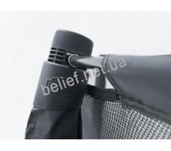 Комплект Батут Elite+ 380 с сеткой Т-серия 6