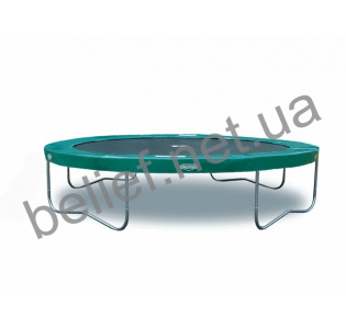 Батут Berg Elite 14 ft 430 cm green