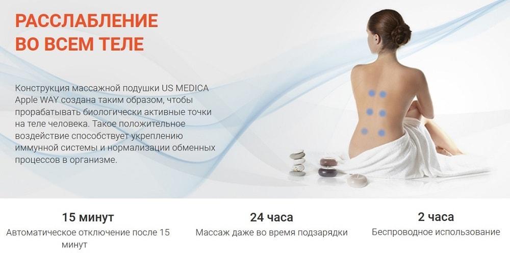 US Medica Apple Way-1